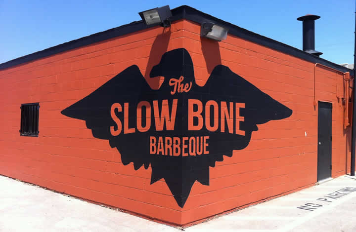 Slow Bone Barbeque